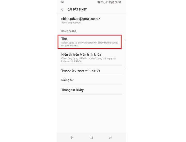 hướng dẫn cách sử dụng Bixby Samsung