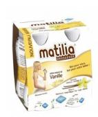 Sữa Bầu Matilia Vị Vani (Lốc 4 Hộp)