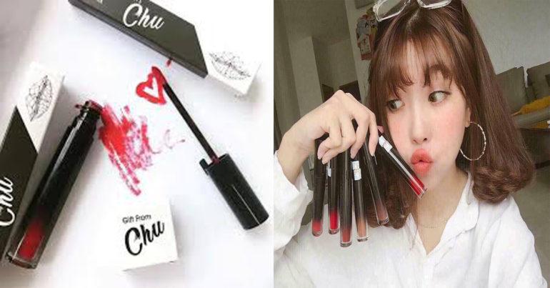 Son Chu lipstick có tốt không?