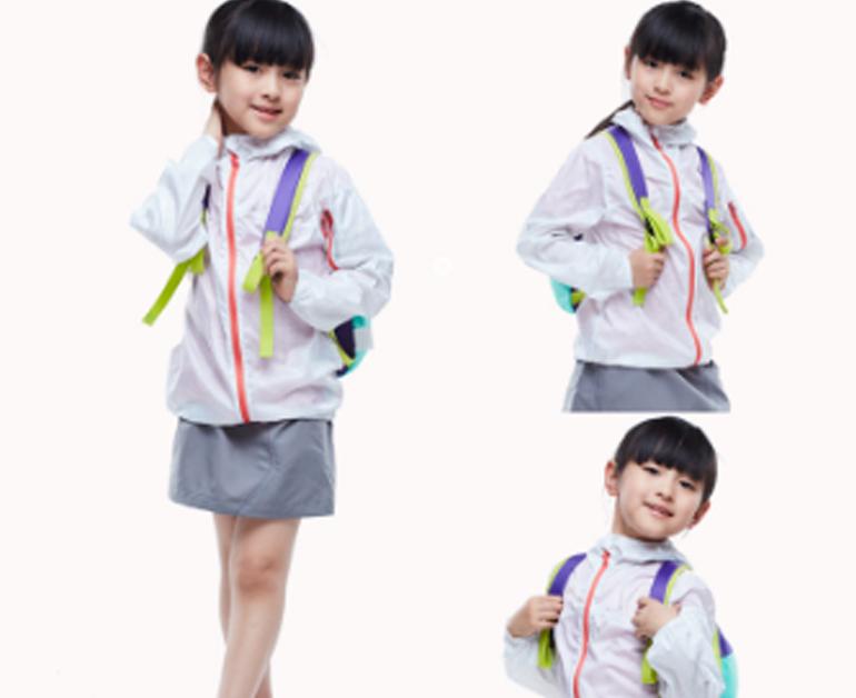 Chọn mua áo chống nắng dành cho trẻ em phù hợp với phom dáng