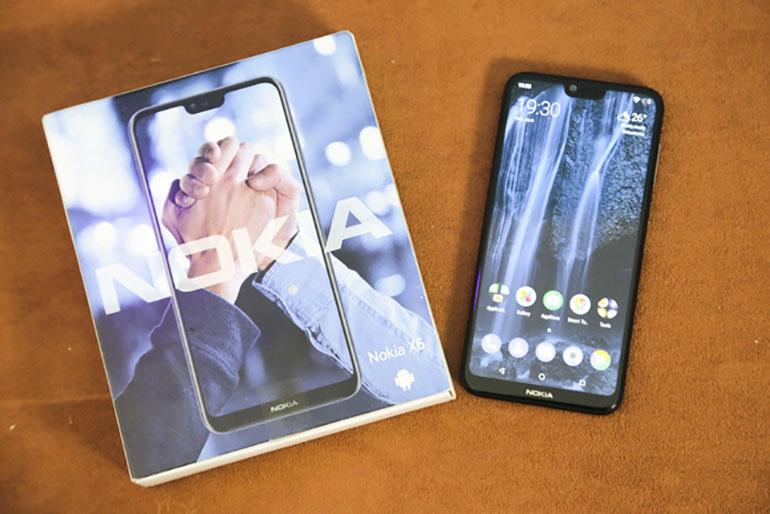 Điện thoại Nokia X6 2018 giá rẻ bao nhiêu ? Có nên mua không ?