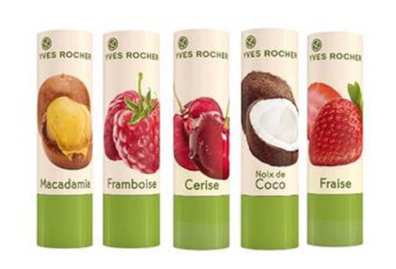 Nourishing Lip Balm - Son dưỡng Yves Rocher Pháp