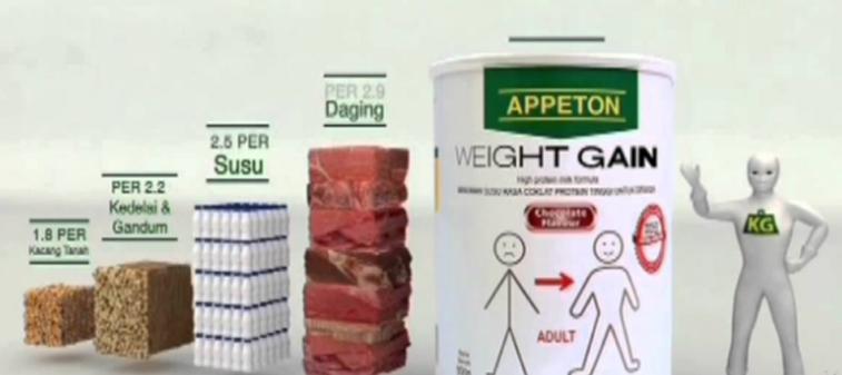 Sữa dành cho người gầy weight gain