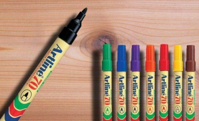 Bút lông dầu ngòi tròn Artline EK-70