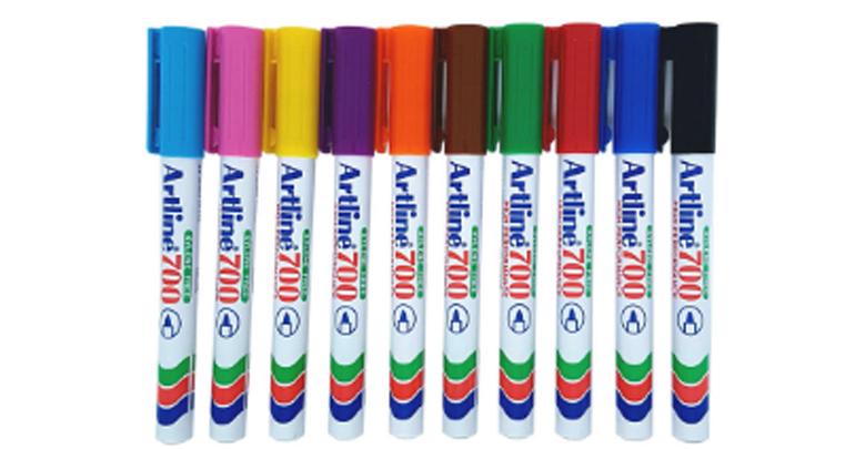 Bút lông dầu ngòi nhỏ Artline EK-700